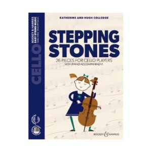 Stepping Stones | Cello & Piano