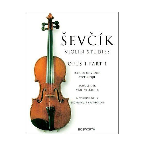 Violin studies op. 1 part 1