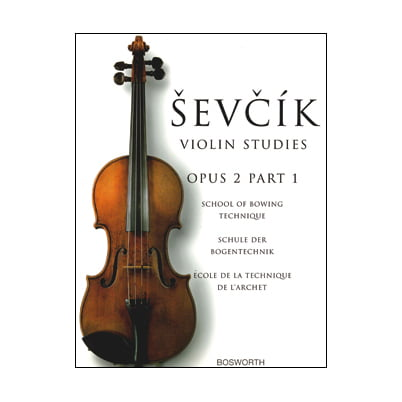 Violin studies op. 2