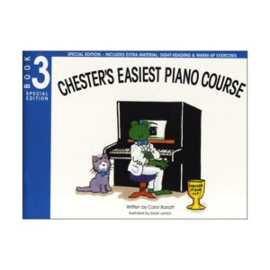 Chester's Easiest Piano Course - Book 3