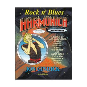 Rock 'N' Blues Harmonica (Revised Edition)
