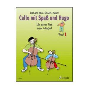 Cello mit Spaß und Hugo | Band 1