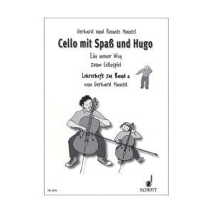 Cello mit Spaß und Hugo | Band 2