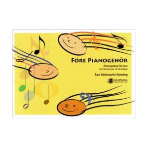 Före Pianogehör
