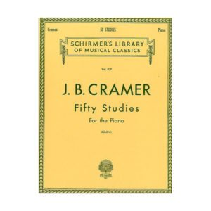 J.B. Cramer - Fifty studies for the piano