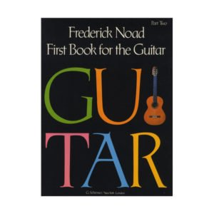 First Book For The Guitar: Book Two