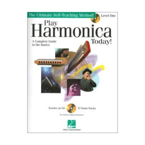 Play Harmonica Today! Level 1