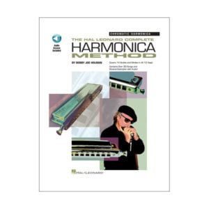The Complete Harmonica Method: Chromatic