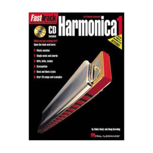 Fast Track: Harmonica - Book Two