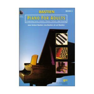 Bastien Piano For Adults: Book 2