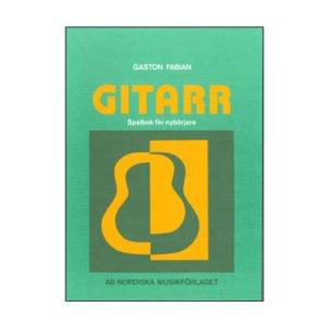Gitarr - Spelbok för nybörjare