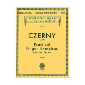 Czerny - Op. 802 | Practical finger exercises