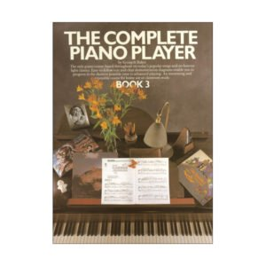 The Complete Piano Player | Book 3
