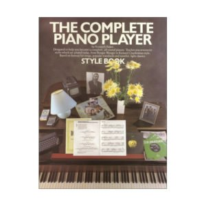 The Complete Piano Player| Style Book
