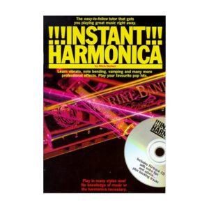 Instant Harmonica | Mick Barker