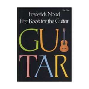 First Book For The Guitar: Part One