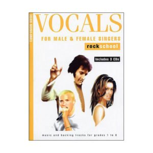Rockschool Companion Guide - Vocals For Male And Female Singers