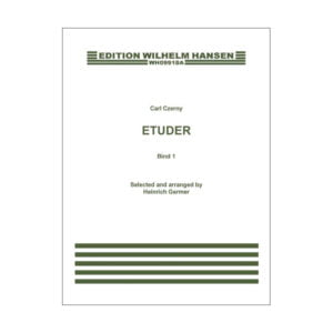Carl Czerny - Etuder Band 1