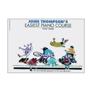 John Thompson's Easiest Piano Course | Part 4
