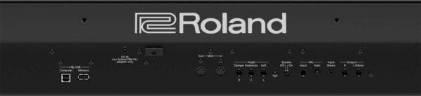 Roland FP-90 - Back