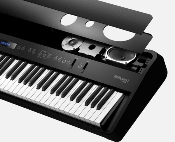 Roland FP-90 - Speakers