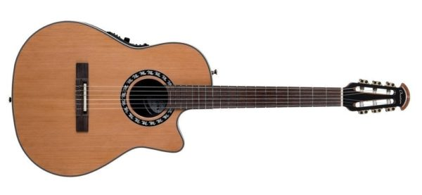Ovation - E Acoustic | Classic Guitar - Large