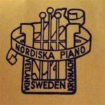 Nordiska Pianofabriken Logo