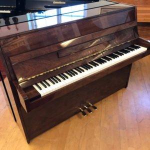 Piano Yamaha   C-108   Polerad valnöt