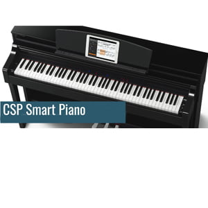 Yamaha CSP - Smart Pianos
