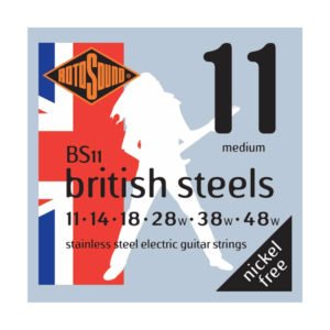 Rotosound BS11 British Steels | Medium 11-48