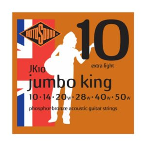 Rotosound JK10 - Extra Light 10-50