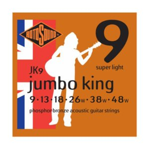 Rotosound JK9 | Super Light 9-48