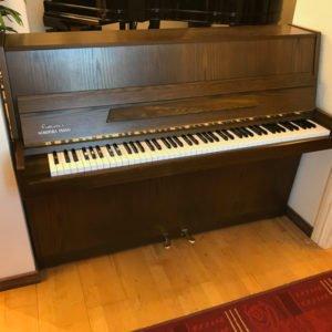 Nordiska Piano | Futura 2 | Mörk ek