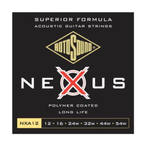 Rotosound NXA12 Nexus | Medium Light 12-54