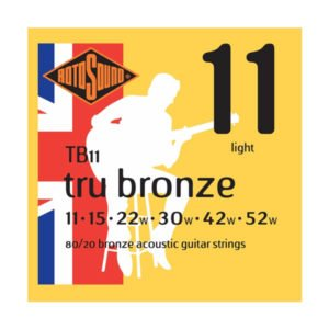 Rotosound TB11 Tru Bronze | Light 11-52