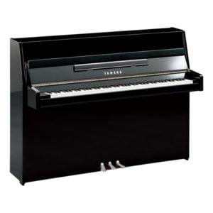 Piano Yamaha B-1 | Polerad Svart/Krom