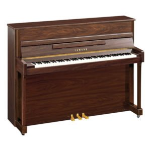 Piano Yamaha B-2 | Polerad Valnöt