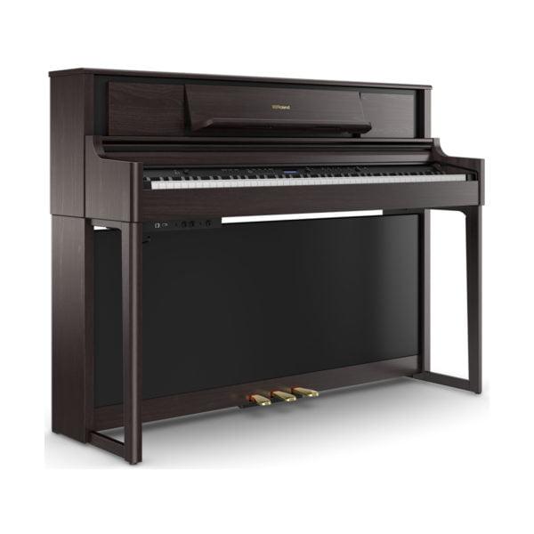 Roland LX705   Dark Rosewood - large