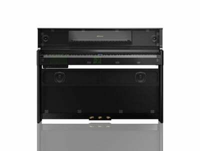 Roland LX705 - soundsystem