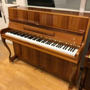 Piano Nordiska Classica | Polerad valnöt