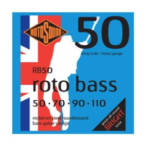 Rotosound RB50 Roto Bass | Nickel 50-110