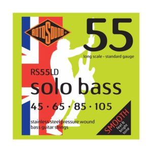 Rotosound RS55LD Solo Bass 55 | Standard 45-105