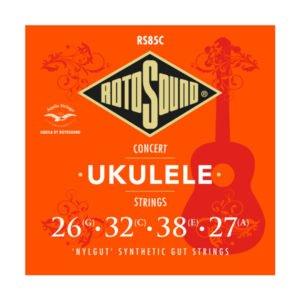 Rotosound RS85C Ukulele Concert Nylgut Strings