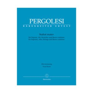 Stabat Mater | SA Strings and Basso continuo