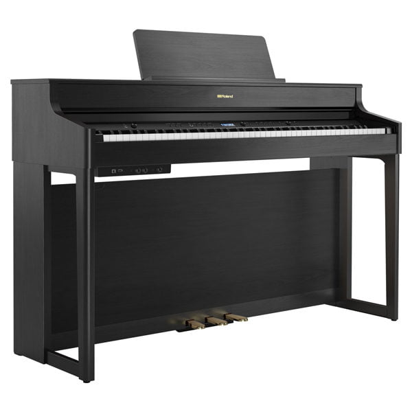 Roland HP-702 | Charcoal Black