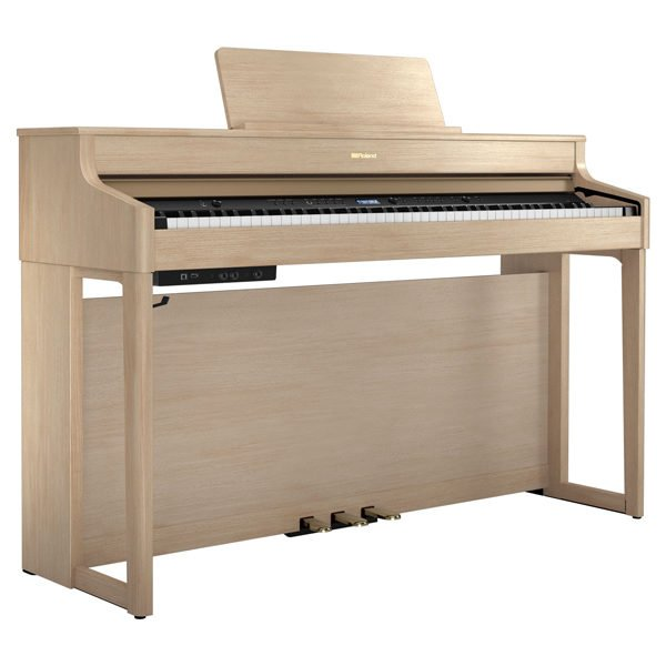 Roland HP-702 | Light Oak