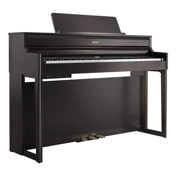 Roland HP-704 | Dark Rosewood