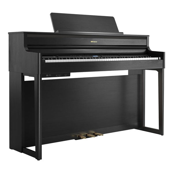 Roland HP-704 | Charcoal Black