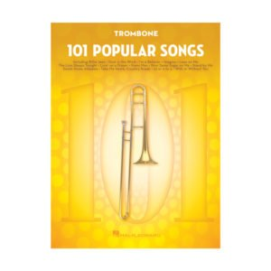 101 Popular Songs | Trombone