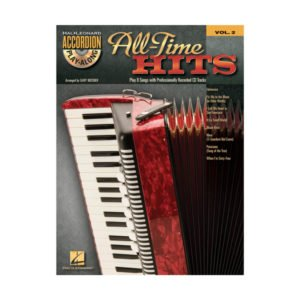 All Time Hits | Accordion Play-Along